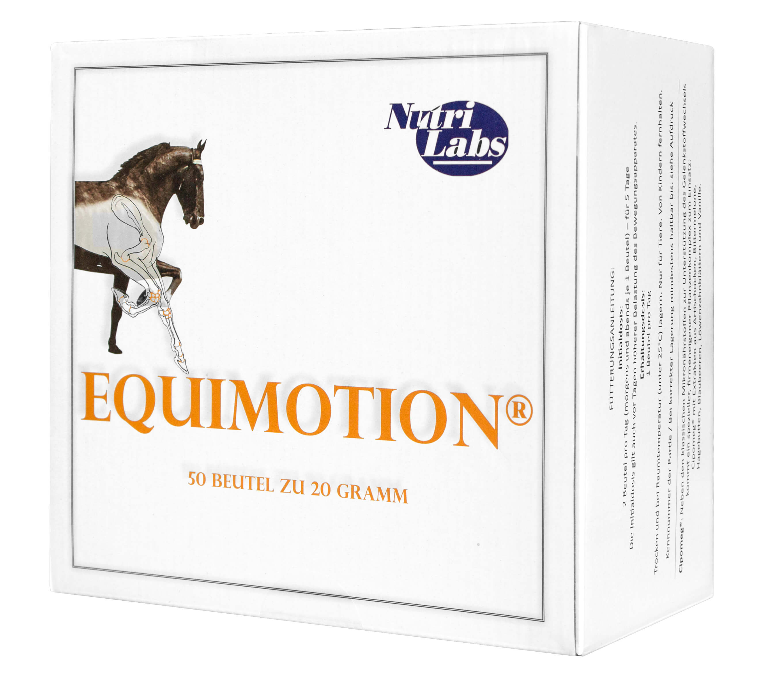 Nutrilabs Equimotion Image